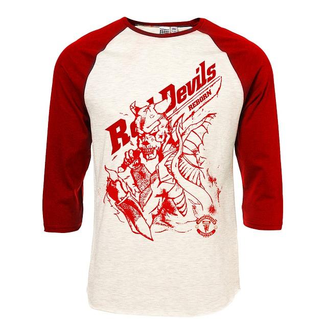 Červeno-biele tričko s potlačou.jpg